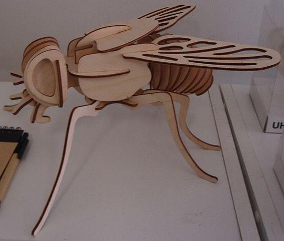 Конструктор муха