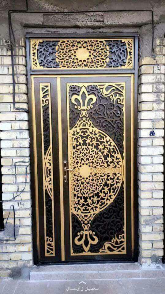 Узоры для дверей