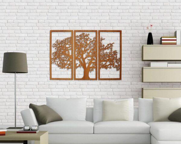 Панно с деревом