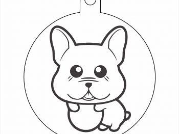 Собака-сфера с мячом
