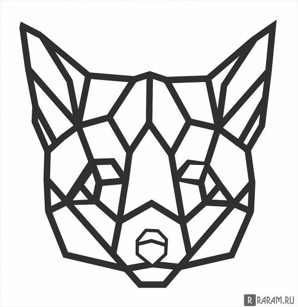 Голова лисы
