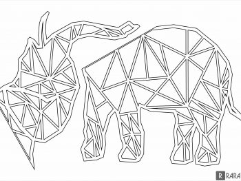 Геометрический носорог