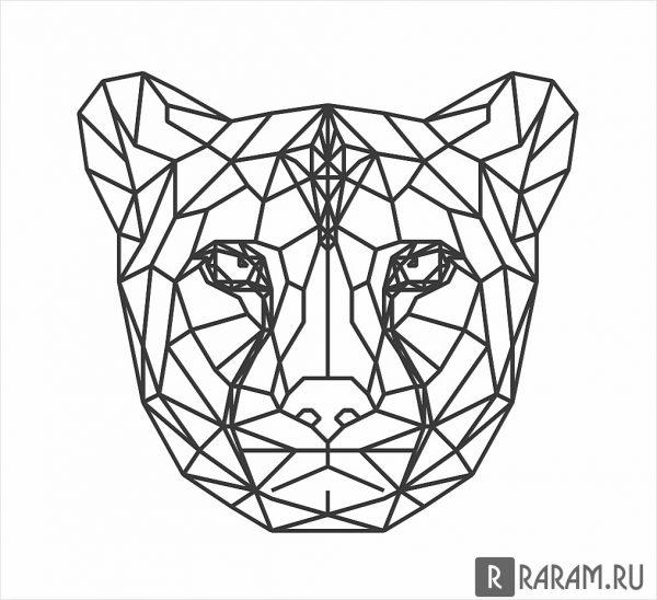 Геометрический гепард