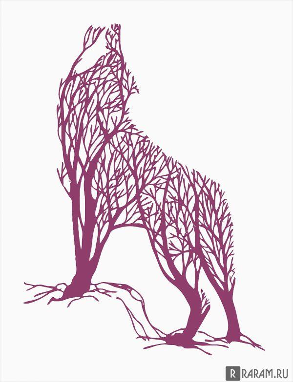 Волчьи деревья