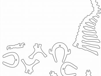 Части спинозавра (часть 2)