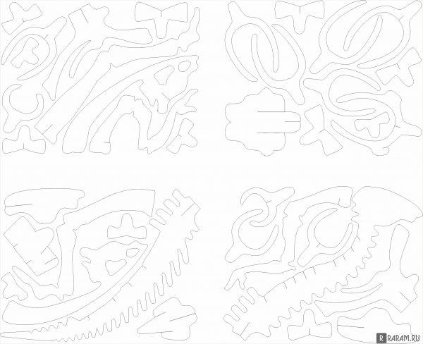 Ископаемое паразауролоф