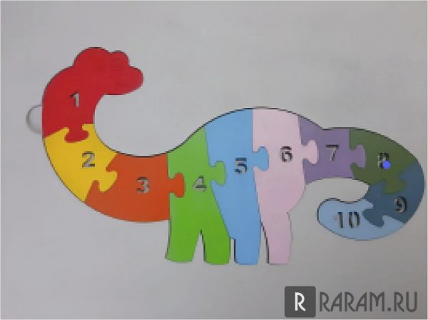 Числовой динозавр