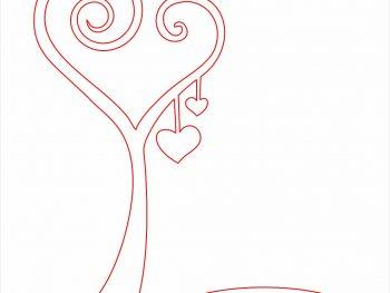 Сердце-дерево