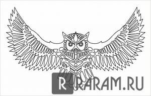 Индийская сова