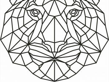 Геометрический тигр