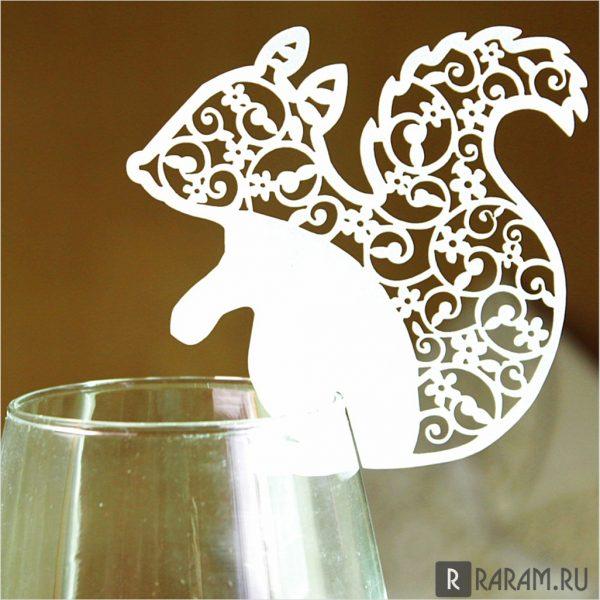 Аксессуар для чашки с белкой
