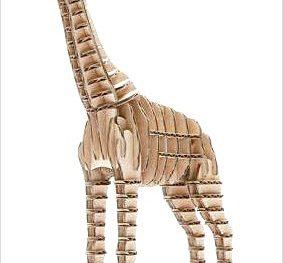 Полный Жираф 3D