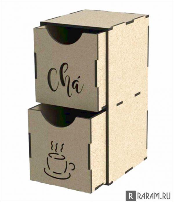 Ящики для чая