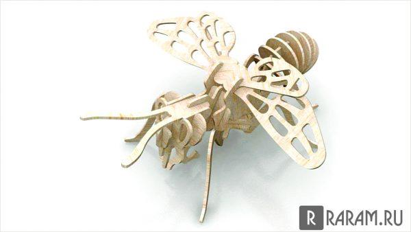 Трехмерное насекомое