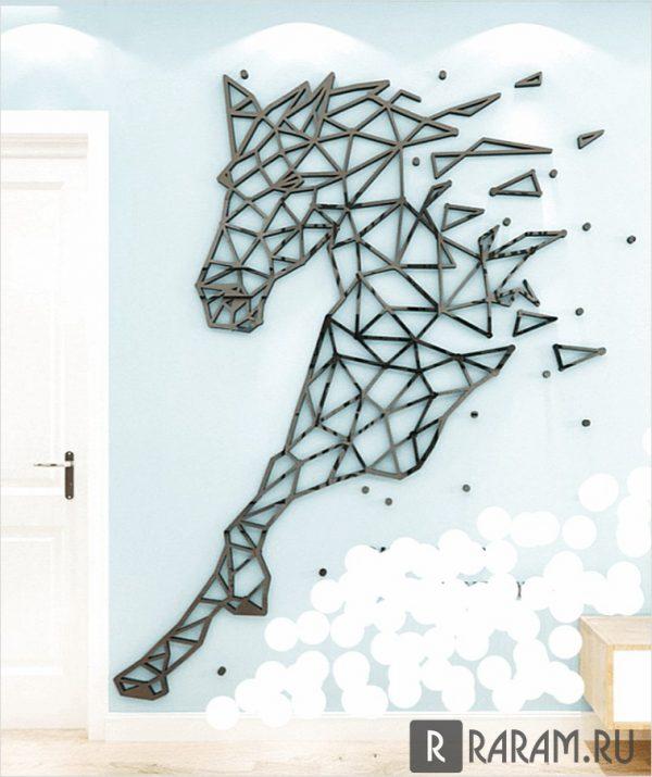 Лошадь для декора