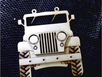 Брелок Jeep