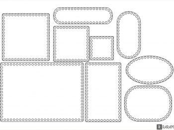Основы для вязания крючком