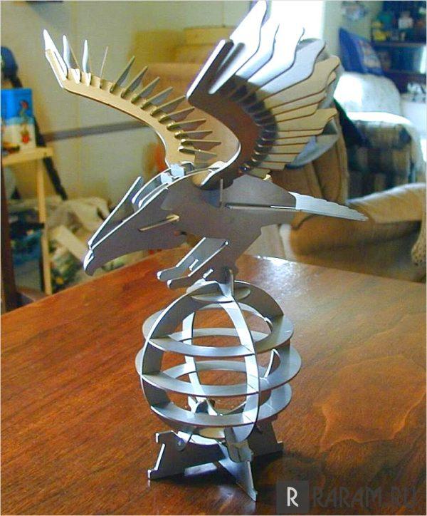 Орел 3D