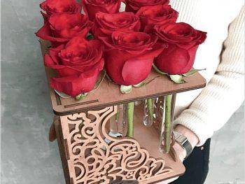 Ваза для роз