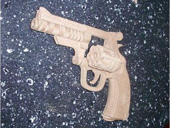 3D револьвер