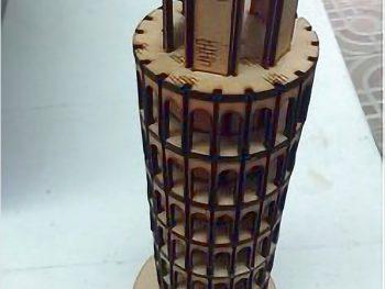 Пизанская башня