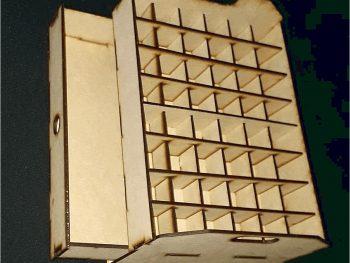 Органайзер с ящиком