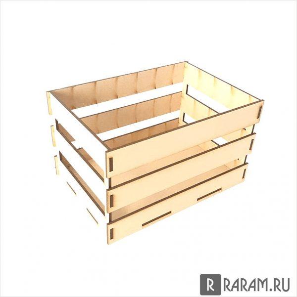 Ящик для фруктов