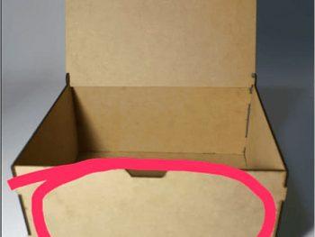 Простая коробка