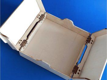 Двустворчатая коробка