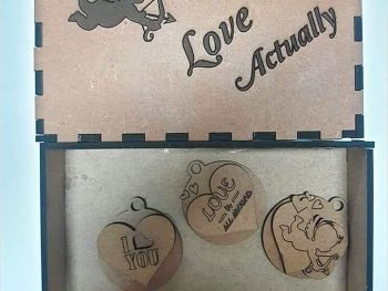 Коробка для влюбленных