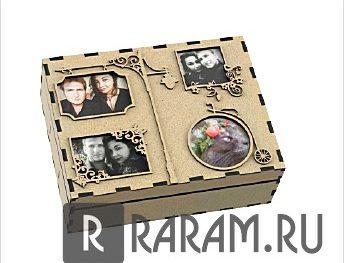 Коробка с фото