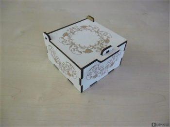 Ящик с замком