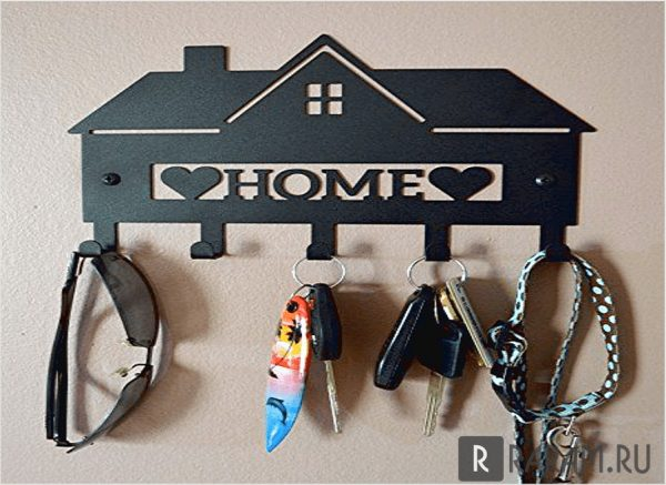 Ключница на стену для дома