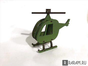 Сборный вертолет
