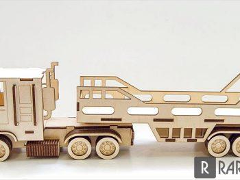 6-осный грузовик