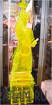 Статуя Свободы 3D