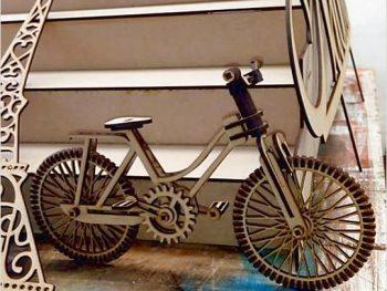 Велосипедный с красивым дизайном