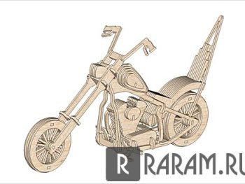 Дизайн мотоцикла 1