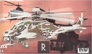 Сборный вертолет Apache