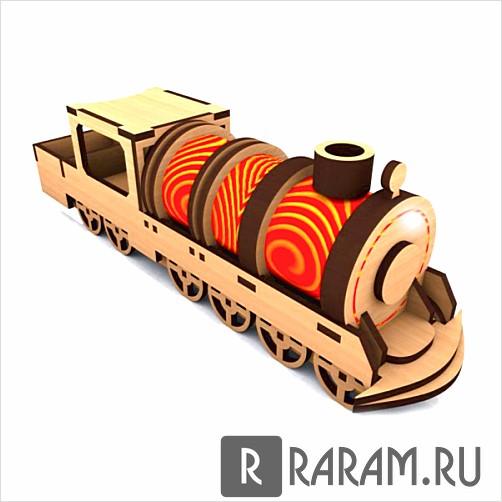 Простой локомотив