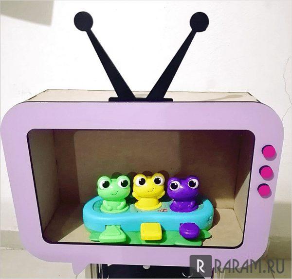 Детская тумба под ТВ