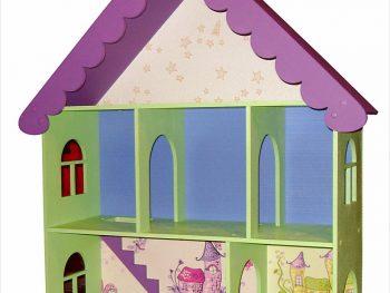Кукольный домик с арками