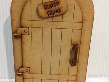 Миниатюрная дверь на подставке