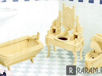 Полный комплект мебели для ванной