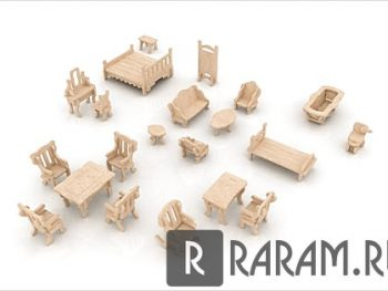 Комплект домашней мебели 2