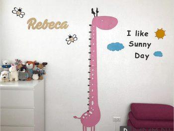 Жираф для измерения высоты