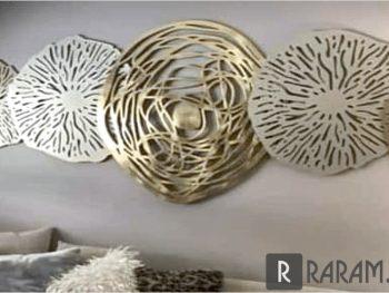 Гигантский декоративный круг